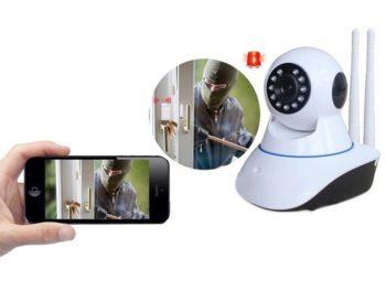 Thông tin trang bị camera chống trộm ip Keeper Y2 xịn xoay 360 độ