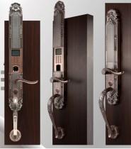 Chọn khoá vân tay chìa cơ cho cửa gỗ chiếm hữu một ngôi nhà đẹp, đẹp đẽ