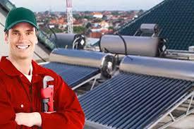 sữa chữa máy nước nóng năng lượng mặt trời tại TPHCM