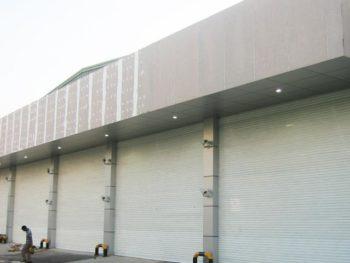 cửa cuốn Austdoor chất lượng siêu trường chịu được mọi thách thức của thời gian
