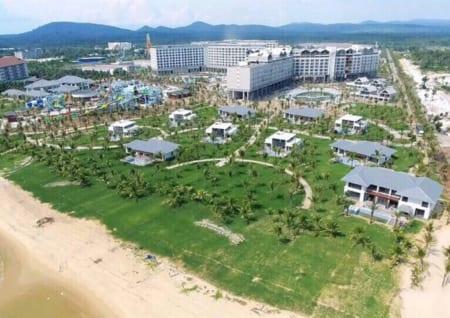 Biệt thự Casino Vinpearl Phú Quốc