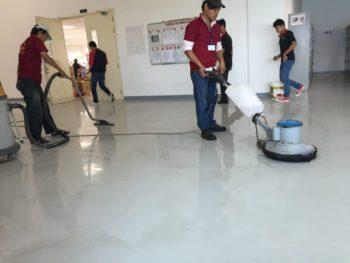 Dịch vụ vệ sinh văn phòng tại Bình Dương cực kỳ chuyên nghiệp
