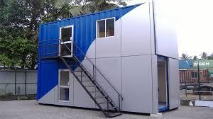 Thu mua văn phòng container về cải tạo thành nhà ở