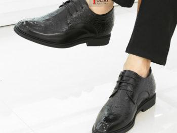 Mua giày nam cho chú rể ở đâu đẹp chuẩn ngày cưới?