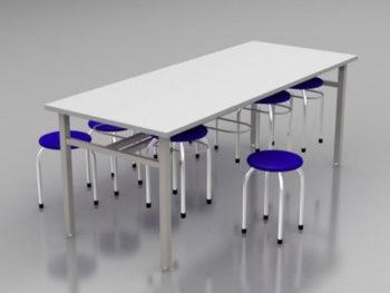 5 Lưu ý bạn nên nhớ khi mua bàn ghế nhà ăn công nghiệp