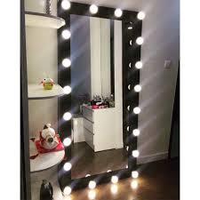 Tự chế tạo gương đèn led đơn giản